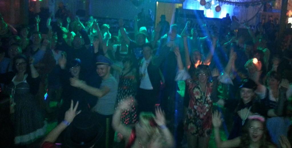 Party mit dem Faschingsdj Hannes Rocks in Bucha - Thüringen