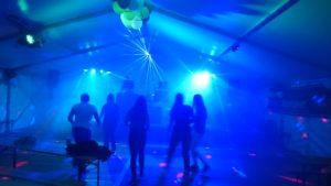 Party mit DJ Hannes Rocks zum Dorffest des Sportvereins Oßmaritz