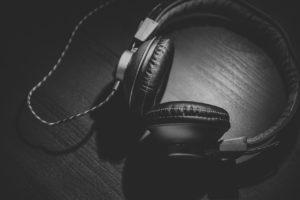 mobiler DJ Hannes Kopfhörer